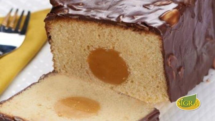 SUZETTE CARAMEL CAKE