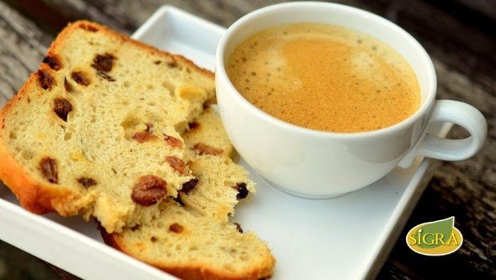 CAFÉ ALMENDRADO
